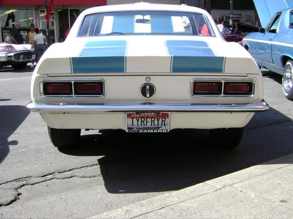 Car Dealer Custom License Plates